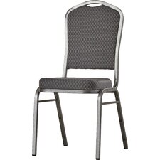 Orland Stacking Crown Back Guest Chair (Set of 4)