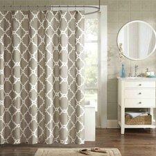 Laverick Microfiber Shower Curtain
