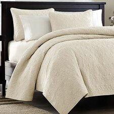 Seys Cotton Coverlet Set