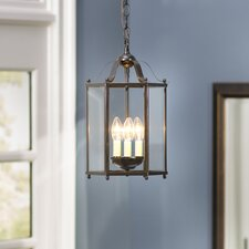 Leiters 3 Lights Foyer Pendant