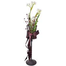 Narcissus in Tall Holder