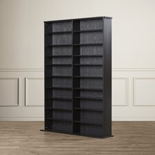 Conners  Multimedia Storage Rack