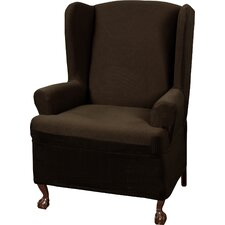 Wing Chair Slipcovers Wayfair