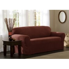 Blissfield Stretch One Piece Sofa Slipcover