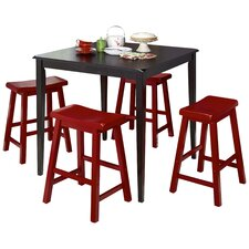 Cromwell 5 Piece Dining Set