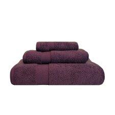 Clayton 3 Piece Zero-Twist Towel Set