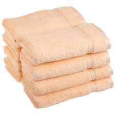 Nashville 600GSM Premium Combed Cotton Hand Towel (Set of 8)