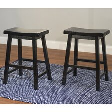 "Cromwell 24"" Bar Stool (Set of 2)"