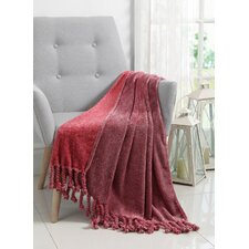 Knobend Arizona Fringe Throw Blanket