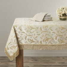 Rockport Damask Design Tablecloth