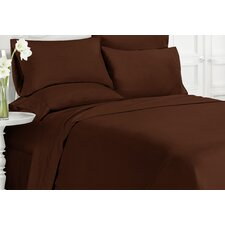 Fairbury 1800 Thread Count Wrinkle Free Ultra-Soft Sheet Set