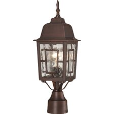 Timmons 1 Light Outdoor Post Light