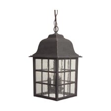 Oakhill 3 Light Outdoor Hanging Lantern