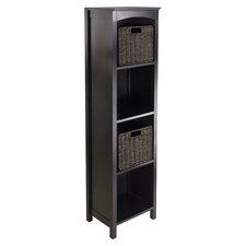 Martinsville 2 Drawers 5 Tier Storage Shelf