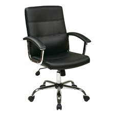 Rybicki High-Back Office Chair