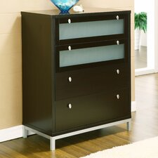 Alvarado 4 Drawer Chest