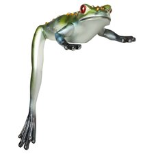Ryerson Tree Frog Shelf Sitter Figurine