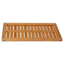 Aquino Bamboo Rayon Floor & Shower Mat Bath Rugs