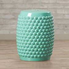 Alan Nail Head Garden Stool