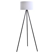 "61.25"" Tripod Floor Lamp"