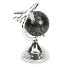 Getz Small Airplane Globe