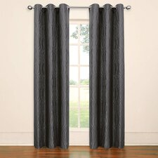 Tindley Single Blackout Grommet Curtain Panel