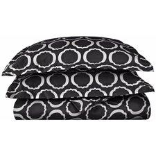 Dreer 600 Thread Count Cotton Duvet Cover Set