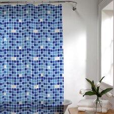 Roumfort Vinyl Shower Curtain