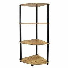 "Ivy Hill 44"" Corner Unit Bookcase"