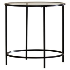 Cain End Table