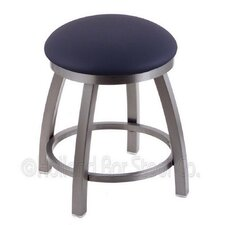 "Cragin 18"" Swivel Bar Stool with Cushion"