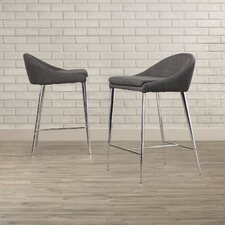"Tindley 24.4"" Bar Stool (Set of 2)"