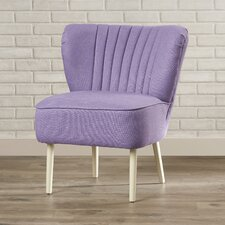 Gelston Fabric Slipper Chair