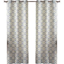 Grasmere Grommet Curtain Panel (Set of 2)