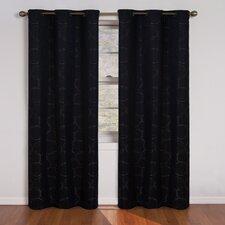 Kips Bay Blackout Single Curtain Panel
