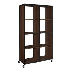 "Oliver Mobile 58.66"" Cube Unit Bookcase"