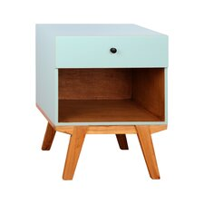 Amoroso 1 Drawer Nightstand