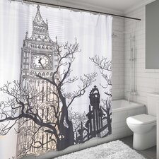 Causeway Big Ben Shower Curtain
