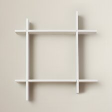 Hutchison Floating Wall Shelf