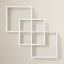 Intersecting Wall Shelf