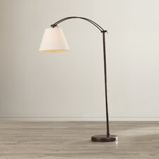 "Faulkner 61"" Arched Floor Lamp"