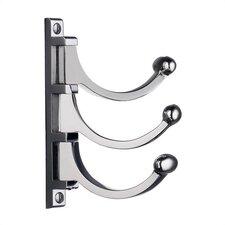 Shubert Alley Triple Coat Hook