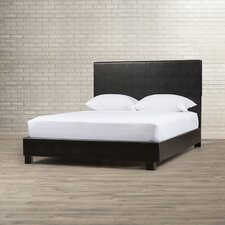 Mara Upholstered Panel Bed