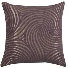 Tolleson Swirly Throw Pillow