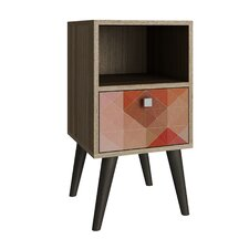 O'Hare 1 Drawer Nightstand