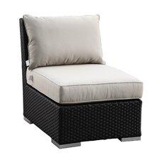 Aramingo Armless Club with Cushions