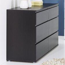 Aaron 6 Drawer Dresser
