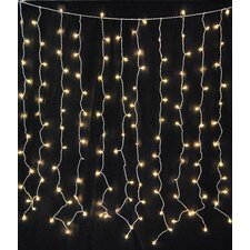 Ulysses Curtain 6 ft. Fairy String Lights