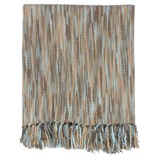 Charisma Striped Throw Blanket