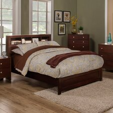 Solana Platform Customizable Bedroom Set